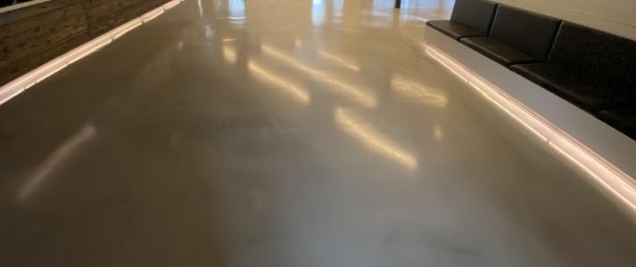 Millennium Decorative Concrete Metallic Epoxy